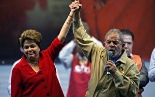巴西最新民调 罗赛芙领先缩小