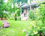 溫馨美麗的加拿大(二)漂亮的居民房