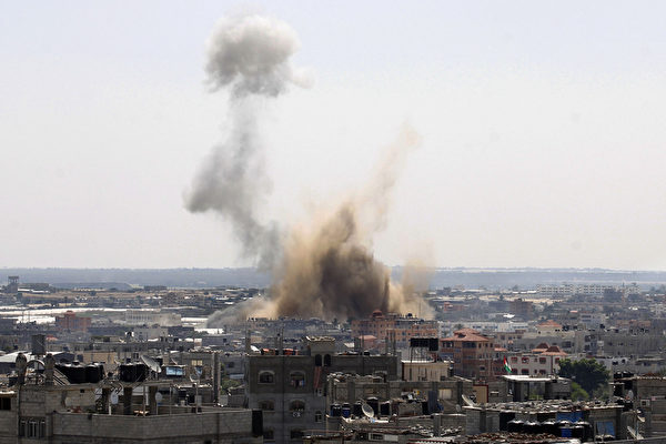 哈马斯违反停火协议 以重启空袭