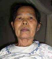 湖北赤壁当局对一位六旬老妇的蓄意谋杀