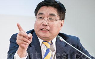 保護中國良心犯 台民團籲立院速審難民法
