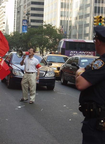 紐約統促會花俊雄用僑領身份掩護替中共當特工