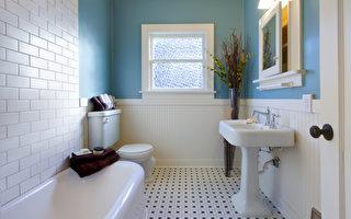 小心一些壞習慣讓衛生間藏污納垢