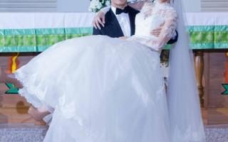 李毓芬结婚充满惊险  炎亚纶舍不得结束