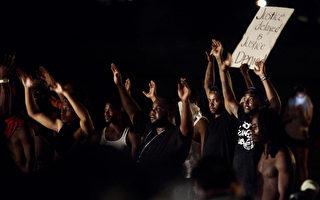 美國密州小鎮又起騷亂 商店被洗劫
