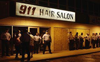 局勢趨緊 美國密蘇里州佛格森鎮宵禁防騷亂