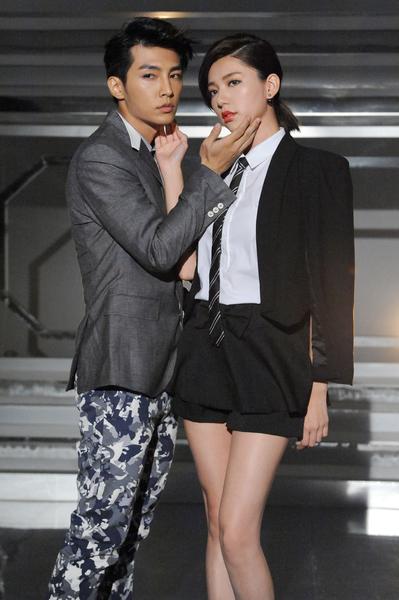 炎亚纶宣布将会邀请郭雪芙在舞台上热舞。(华研提供)