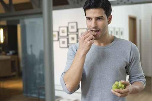 葡萄能讓血壓降低,並改善血流、減緩發炎反應。(fotolia)
