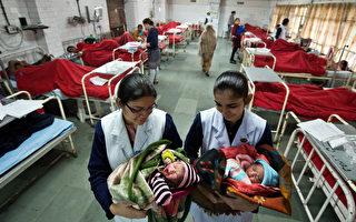 德里男女出生性別比仍嚴重失衡