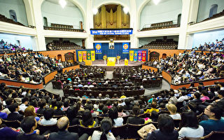 加拿大2014法会 法轮功学员谈做好人的体会