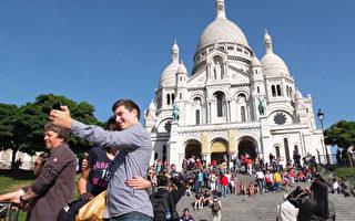 巴黎夏季旅遊業平平 本國遊客遞減