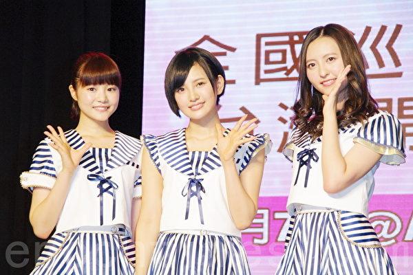 HKT48访台见面会安检严 12月在台开唱