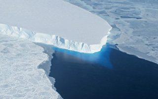 南极冰棚发现250米隧道 高如巴黎铁塔