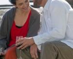 男主角克里夫‧欧文表示从影以来最想合作的女演员就是茱丽叶‧毕诺许(又译:比诺什)。(华联提供)