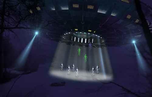 虽然声称曾被外星人劫持的人数低很多,但他们确实存在,而且每年均会出现。 (fotolia)