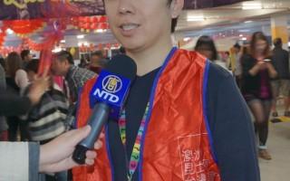 布市首次台灣夜市試賣會 反映空前熱烈