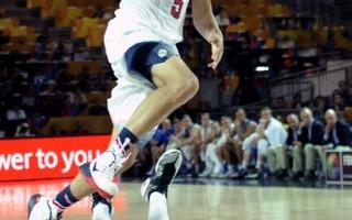 美國世界盃男籃首戰  59分大勝芬蘭
