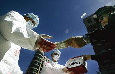 揭密:在中国的器官移植旅游历史