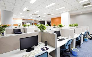 研究:绿化办公室有助于提高工作效率
