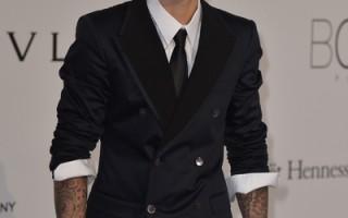 加拿大歌手小賈斯汀今年1月在邁阿密因飆車一度被捕,日前在加拿大再次入獄。圖為小賈斯汀資料照。(PIZZOLI/AFP/Getty Images)