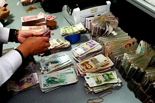 大陆上市银行坏账新增781亿 呈蔓延趋势