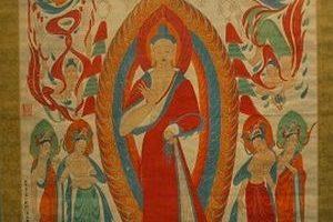 從敦煌石窟看信仰與文化(1)