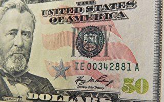 美元强力反弹 黄金大跌22美元