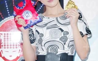 卓文萱熱跳「啾咪舞」望為台灣帶來開心
