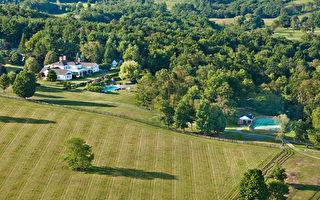 哈德逊山谷内豪华庄园Sky Blue Farm