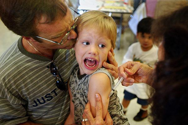 美國加州幼兒疫苗接種率爆跌 富人申請豁免多