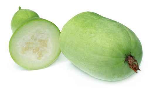 冬瓜富含汁液,會刺激腎臟增加尿液,排出體內的毒素。(fotolia)