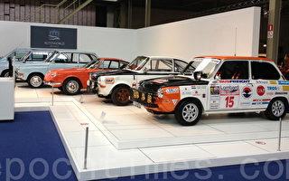 布鲁塞尔达富私人收藏车展 重拾童真记忆