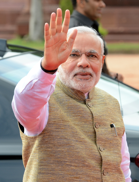 印度總理:供應鏈不只考慮成本 信任是基礎