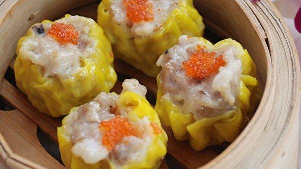蟹籽烧卖皇(图片提供:永记餐馆)