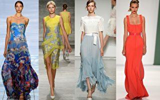 2015纽约春夏时装周采撷 流行时尚抢先看