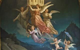 天使呵護的瑪麗亞教堂
