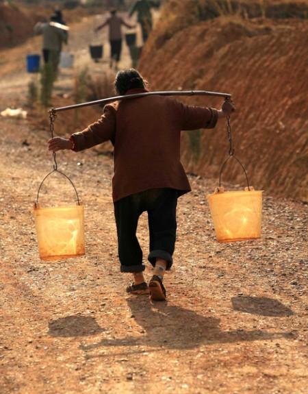 郑义:干渴,中华民族生存危机(二)