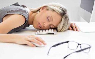 身體越來越疲憊的7個原因