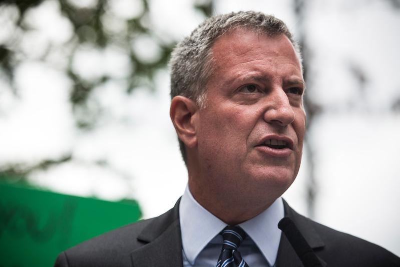 確診總數約佔全美1/3 紐約市長:最壞還沒到