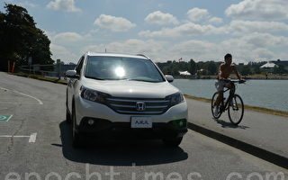 車評: 自大的好車 2014 Honda CR-V