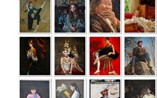 新唐人油画大赛入围揭晓 从华人圈拓展向世界