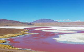 千奇百怪!地球上最奇异的8个湖