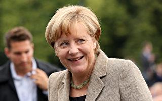 """德国总理默克尔获颁""""首尔和平奖"""""""