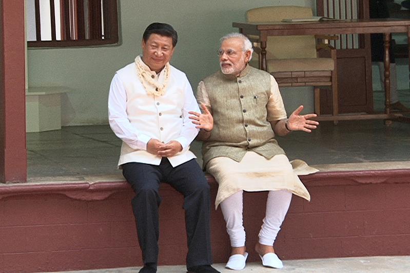 習近平訪印前夕 印度限制兩國學術合作