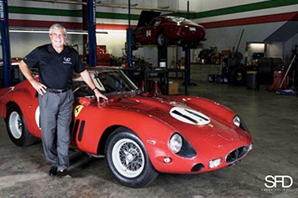 史上最貴賽車 1962年法拉利拍出4840萬美元