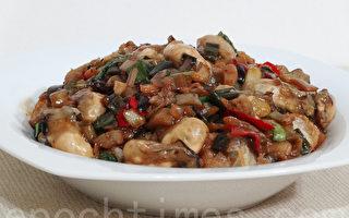 【采秀私房菜】香辣下飯的油條鮮蚵