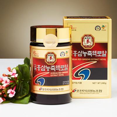 韓國進口「正一品高麗紅參」是美國唯一獲得FDA認證的紅參。(商家提供)