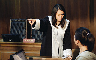 徐若瑄一改甜美形象 突破演出强势律师