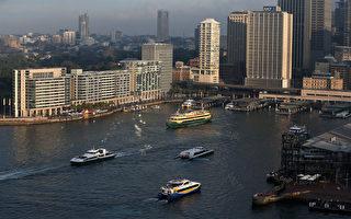 悉尼環形碼頭10億澳元開發項目拉開帷幕