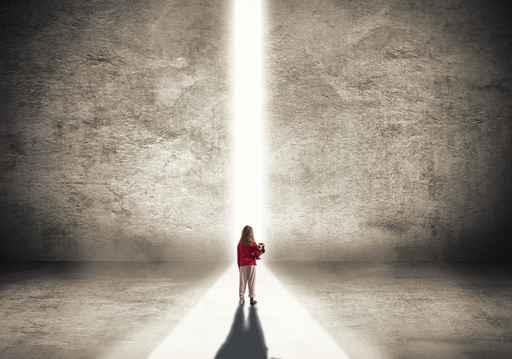 研究人员认为,拥有前生记忆的孩童并非罕见。(fotolia)